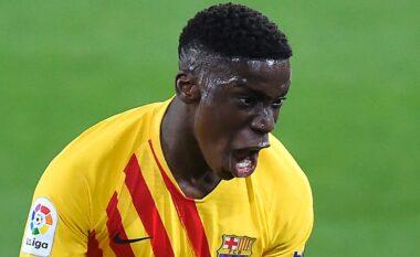 E shkruar për të qenë pjesë e Barçës, Moriba anuloi biletën ditën kur duhej të fluturonte për në Manchester