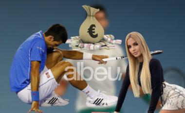 """60 mijë euro për të shkatërruar reputacionin e Djokovic, modelja """"trondit"""" me deklaratën"""