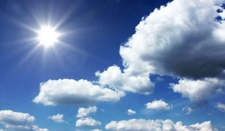 Temperaturat 22 gradë, si parashikohet moti për sot