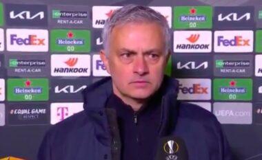 Mourinho: Nëse disa nga lojtarët nuk besojnë se kjo është e rëndësishme, atëherë unë besoj shkaku i karrierës time