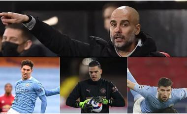 """Manchester City """"mur"""" në Champions, vetëm një gol në tetë ndeshje"""