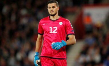 FFK largon portierin Muric nga kombëtarja për arsye disiplinore