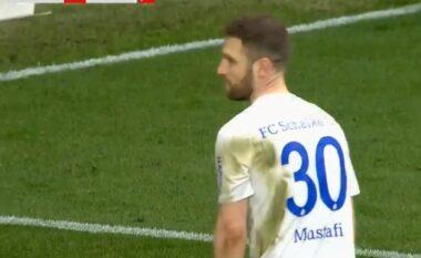 Mustafi vazhdon me gafa, shënon një super autogol (VIDEO)
