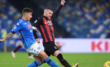Formacionet zyrtare, Milan-Napoli