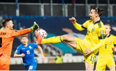 Kosova pëson 3 gola nga Suedia, Ibra sërish asist (VIDEO)