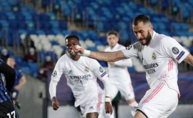 "Real Madrid ""likujdon"" Atalantan dhe prek çerekfinalet (VIDEO)"