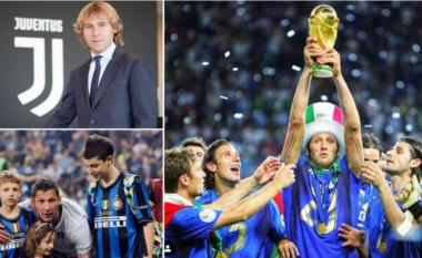 """""""Djemtë e mi shijuan Champions e Botërorin që në kopsht"""", Materazzi tallet me Nedved"""