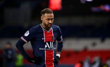 PSG e priste, Neymar kthehet për ndeshjen me Lyon