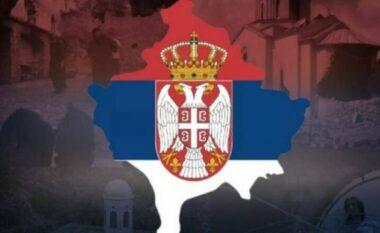 """""""Kurti e Osmani duhej të reagonin fuqishëm pasi Vuçiç publikoi hartën e Kosovës me flamurin serb"""""""