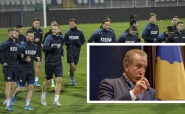 """Pacolli """"hap thesin"""", premton shpërblim për Kosovën në rast të fitores ndaj Spanjës"""