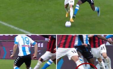 Plasin polemikat: Ishte penallti për Milanin, si nuk e dha pasi shkoi te VAR?