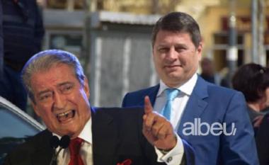 Sali Berisha: Plas sherri në PS, rrihet me grushta Pjerin Ndreu