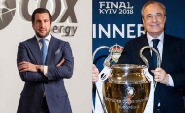 Kush është Enrique Riquelme? Biznesmeni që dëshiron të luftojë për presidencën e Real Madrid (FOTO LAJM)