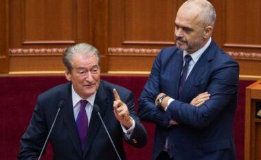 """Nuk mori pjesë në hapjen e fushatës, Berisha """"tall"""" Ramën: Ndjesë pastë!"""