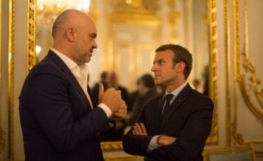 Macron dhe kryeministri i Spanjës urojnë Ramën për fitoren e mandatit të tretë