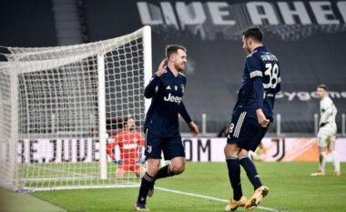 Në rast largimi te Keita e Wijnaldum, Liverpool do të tentojë yllin e Juventusit