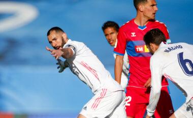 """Reali fiton me përmbysje ndaj Elches, Benzema """"hero"""" në shtesë (VIDEO)"""