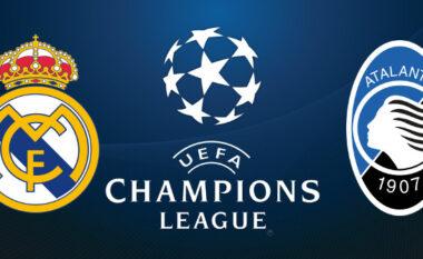 CHAMPIONS/ Real Madrid – Atalanta, formacionet e mundshme