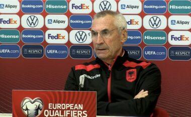 """""""Jemi ekip më i mirë se ai i Ligës së Kombeve"""", Reja flet para ndeshjes"""