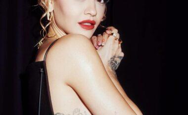 Tatuazhi i preferuar i Rita Orës është ai në gjuhën shqipe (FOTO LAJM)