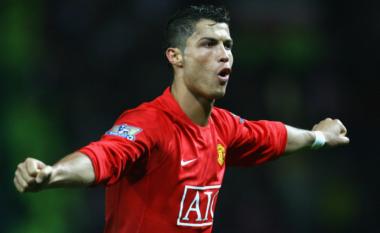 """Ronaldo te Man United? The Sun i vë """"vulën"""" një herë e mirë"""