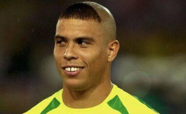 Ronaldo: Kërkoj falje nga të gjitha nënat për stilin tim të flokëve në Kupën e Botës 2002