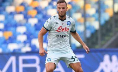 E konfirmon Napoli: Rrahmani mungon 10 ditë dhe humb ndeshjen me Milanin