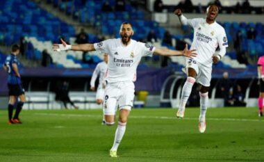 Mbrëmje speciale për Benzema në Champions, vetëm dy lojtarë si ai