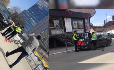 Skandaloze: Policia dënon qytetarin ndërsa e fal deputetin e PDK-së (VIDEO)
