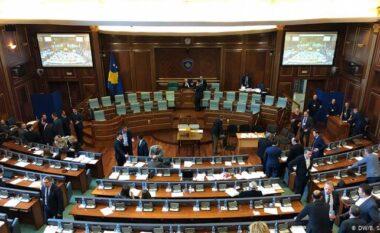 Seanca për formimin e Qeverisë së re të Kosovës pritet të mbahet në orën 17:00