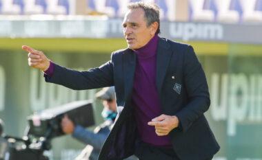 """Fiorentina pa """"busull"""", Cesare Prandelli jep dorëheqjen"""