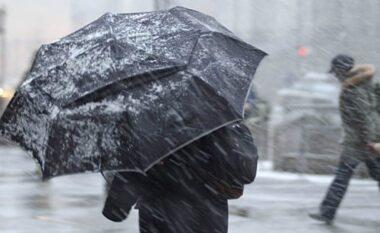 Shtrëngata shiu dhe reshje bore, si pritet të jetë moti nesër