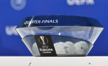 Hidhet shorti, njihuni me çerekfinalet e Europa League