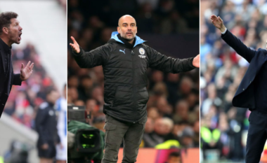 5 trajnerët më të paguar në botë, do befasoheni