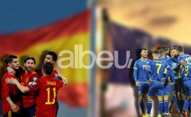 Ky pritet të jetë formacioni i Spanjës në ndeshjen ndaj Kosovës
