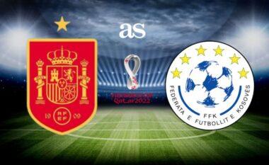 Kosova, një fjalë e ndaluar në transmetimin e ndeshjes me Spanjën