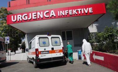 Shtrimet në spitale dhe rastet aktive, si paraqitet situata e COVID-19 në vend
