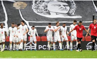 Çfarë gabimi amatoresk në mbrojtje, Anglia shënon të dytin (VIDEO)