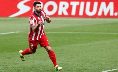 """Simeone me dhimbje """"koke"""", konfirmohet dëmtimi i Suarez"""