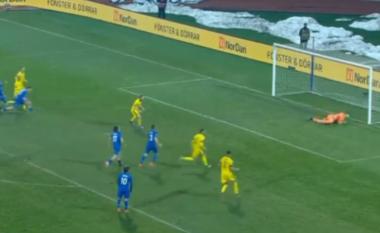 Shuhen shpresat e Kosovës, Suedia realizon golin e tretë (VIDEO)