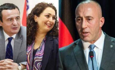 Nis takimi mes Osmanit, Kurtit dhe Haradinajt