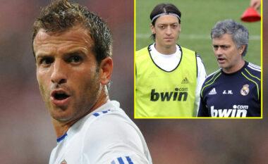 Van der Vaart dhe largimi i tij nga Real Madrid: Mourinho ishte shumë i sinqertë dhe më tha ik, unë do të blej Ozil