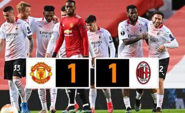 """Man United i ikën nga duart fitorja, Milani i """"bën gjëmën"""" në limit (VIDEO)"""