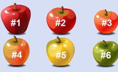 Test psikologjik: Zgjidhni një mollë dhe zbuloni një sekret për veten
