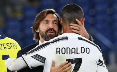 Situata te Juventusi, Nedved: : Ronaldo i paprekshëm, Pirlo mbetet trajner