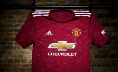 Man United ndërron sponsorin e fanellave, nga sezoni i ri s'është më Chevrolet (FOTO LAJM)