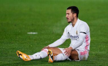 """Bomba nga Spanja, Hazard do të operohet dhe rrezikon """"EURO 2020"""""""