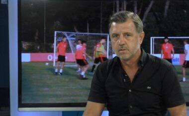 Vata vazhdon me qëndrimin e tij: Nuk mund të vazhdojmë më me Rejan si trajner 70 e kusur vjeç