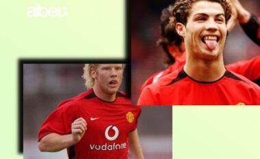 """""""Mua, mua, mua"""", ish-ylli i Man.United zbulon maninë mahnitëse të Ronaldos për të pasur sukses (FOTO LAJM)"""