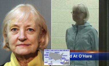 Si arriti 69 vjeçarja të bëjë 30 udhëtime me avion pa bileta e pasaportë